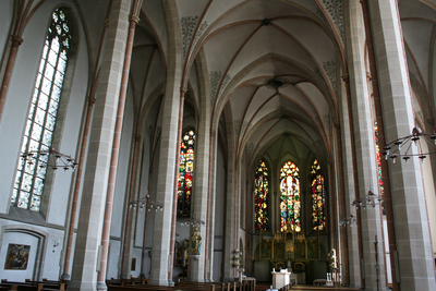 Kirche duisburg meiderich katholische Café Klamotte